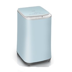海信XQB30-M108LH全自动3kg公斤迷你小型波轮家用婴儿杀菌洗衣机