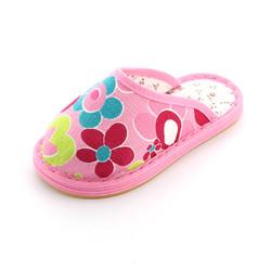 儿童宝宝布拖鞋