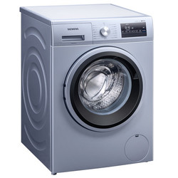 SIEMENS 西门子 XQG90-WM12P2649W 滚筒洗衣机 9KG