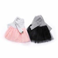 Oissie 奧伊西 女寶寶長袖連衣裙 *3件