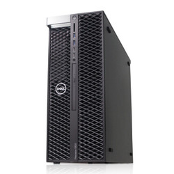 DELL 戴尔 T5820 P5820X 塔式GPU图形工作站