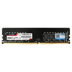 JUHOR 玖合 16GB DDR4 2400 台式机内存条