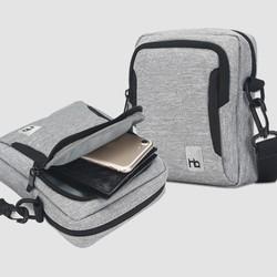 哈狄贝尔 HBP-013 男女款斜挎包