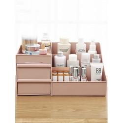 傲家 化妆品收纳盒 13.5*17.5*28.5cm 3色可选