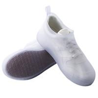 强迪 防滑雨鞋套 短筒 S-XXXXL码可选