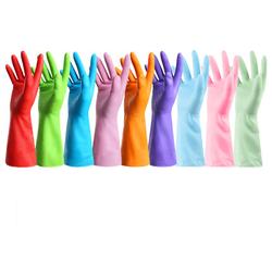舒意 薄款清洁手套 3双
