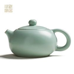 洛威 汝窑茶壶 西施壶 220ml
