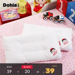 多喜爱樱桃小丸子系列儿童枕头卡通枕芯儿童可水洗枕芯