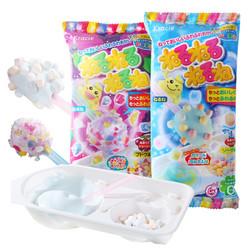 日本进口 嘉娜宝食玩糖 休闲零食 儿童手工DIY可食糖果 葡萄味23.5g *14件