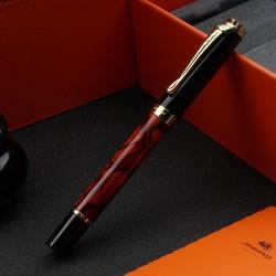金豪500钢笔顺滑出锋美工弯头速写