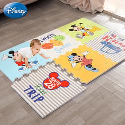 迪士尼 XPE环保拼接爬行垫婴儿爬爬垫 113cmx167cmx2cm