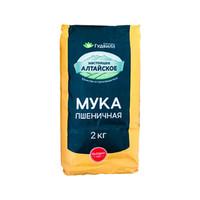 谷德维尔 高筋小麦面粉纸袋装2kg