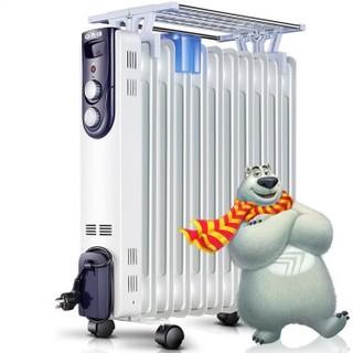 SINGFUN 先锋 DS9411 电暖器烤火炉 白色