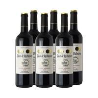 德拉枫庄园 法国皇廷之花 干红葡萄酒 6支整箱
