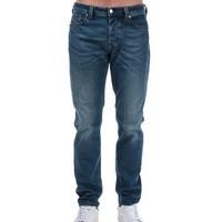 DIESEL Mens Larkee Beex Tapered Fit Jeans 男士牛仔褲