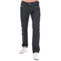Diesel Mens Waykee Straight Leg Jeans 牛仔褲