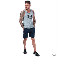 UNDER ARMOUR 安德玛 Mens Sportstyle Cotton Shorts男士休闲裤