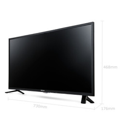ROWA 乐华 32L56 32英寸 液晶电视(黑色)