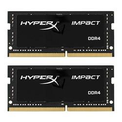 Kingston 金士顿 Technology HyperX Impact 32GB 套件(2x16GB) 2400MHz DDR4 笔记本内存