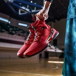 安踏男鞋篮球鞋男19新款UFO2代异形高帮战靴实战球鞋中国风国潮