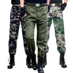 勃托顿  迷彩工装裤  S-4XL码