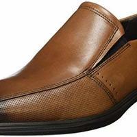 限尺码:ECCO Minneapolis 男士一脚蹬牛津鞋
