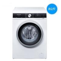 SIEMENS 西门子 IQ300系列 WM12N1M01W 8KG 滚筒洗衣机