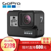 GoPro hero7运动相机水下潜水