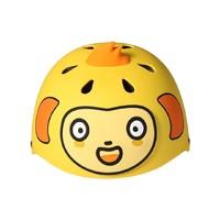 柒小佰 儿童卡通运动头盔