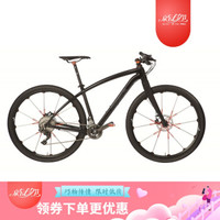 RS黑色城市公路自行车22速 S/-160-170cm/身高