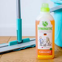 木地板清洁剂免冲洗1L *2件