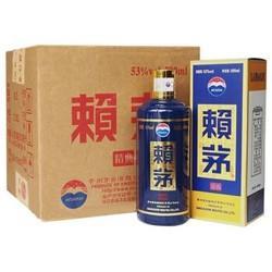 茅台 赖茅 精典 53度 500ml*6整箱装 酱香型白酒