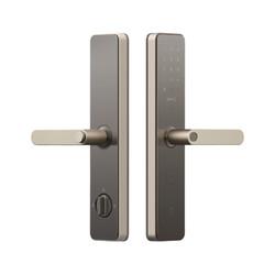 米家智能门锁 标准锁体 磨砂金