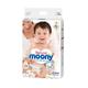 Natural Moony 皇家系列 婴儿纸尿裤 L54片 *3件 388.4元含税包邮(合129.47元/件)