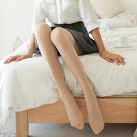 南极人 女士连裤袜 80D中厚修身款 3条装