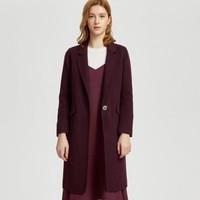 Eifini 伊芙丽 119C970482 女士双面呢大衣
