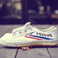 FEI YUE 飞跃 少林魂升级款帆布鞋