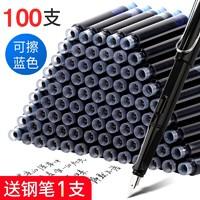 芮翔 MN-01 100支墨囊+学生钢笔1支