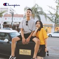 Champion 美版經典純色款T恤 *3件