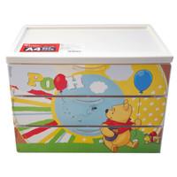 IRIS 爱丽思 A430 Disney小物收纳柜 *3件 +凑单品