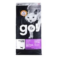 GO! 无谷九种肉全期猫粮 8磅