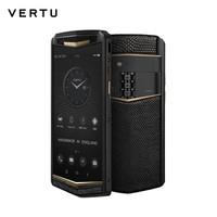VERTU 纬图 ASTER P 哥特系列高定款智能手机 蜥蜴皮 耀目金