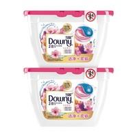 88VIP:Downy 當妮 2合1洗衣凝珠 19顆*2盒 *2件