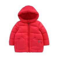 ALFONSO  冬  寶寶 童裝 女童 中小童 胖乎乎 可愛 連帽 羽絨 棉服 夾克