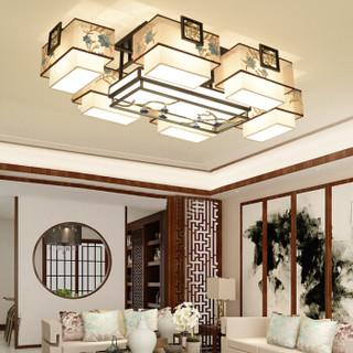 HD 新古典中国风客厅灯 咏梅系列 (含LED光源)