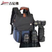 吉尼佛61135单反相机包双肩包背包多功能摄影包户外佳能5d3尼康