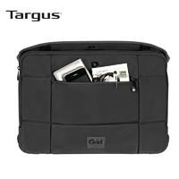 Targus/泰格斯黑盾系列14寸随行电脑包内胆单肩背包846
