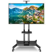 BEISHI/贝石  通用电视落地支架  可移动电视机架子落地式推车显示器支架挂架创维32 55 65英寸通用