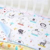 宝宝隔尿垫婴儿防水透气床单可洗夏天大号月经姨妈表纯棉超大夏季