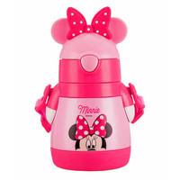 米妮 310ml保溫兒童吸管水壺 WD-3469 *3件